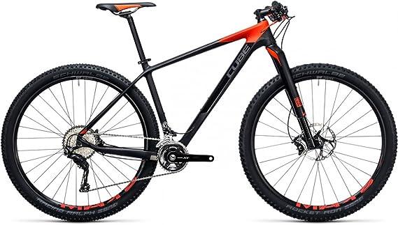 Bicicleta VTT «Cube Reaction GTC SLT 2X» de 27,5 pulgadas ...