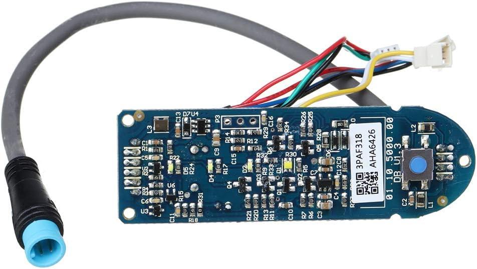 Busirde De Repuesto para módulo Xiaomi MIJIA M365 Bird Bluetooth Vespa Duradero Junta de Paneles de Pieza del módulo Bluetooth