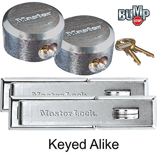 Keyed Hasp - 9