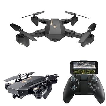 TOYEN RC Drone Foldable Flight Path FPV VR Wifi RC Quadcopte2.4GHz on