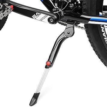 BV Robusta Pata de Cabra Ajustable para Bicicletas Pesadas con ...