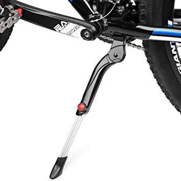 24-29 inches Bicycle brackets have concealed latches