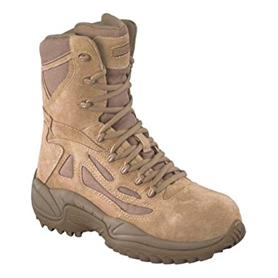 RB8893 Reebok Mens Stealth Comp Safety Boots - Desert Tan ...