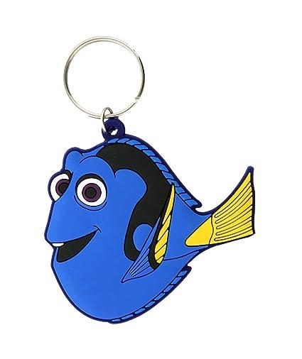 Disney Finding Dory silicona llavero Novelty Diseño de peces ...