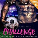 Challenge Audiobook by Amy Daws Narrated by Will M. Watt, Martin Foster, Charlotte Cole