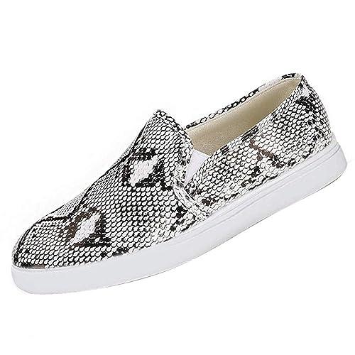 Amazon.com: Alinb Zapatillas para Mujer Zapatillas ...