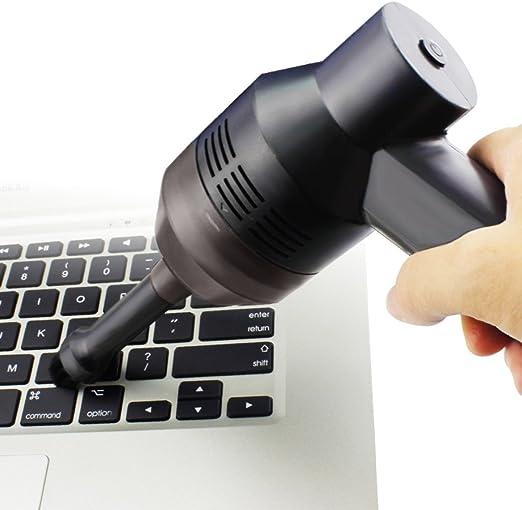 JWQWQ Aspirador USB Aspirador De Computadora Limpiador De Teclado ...