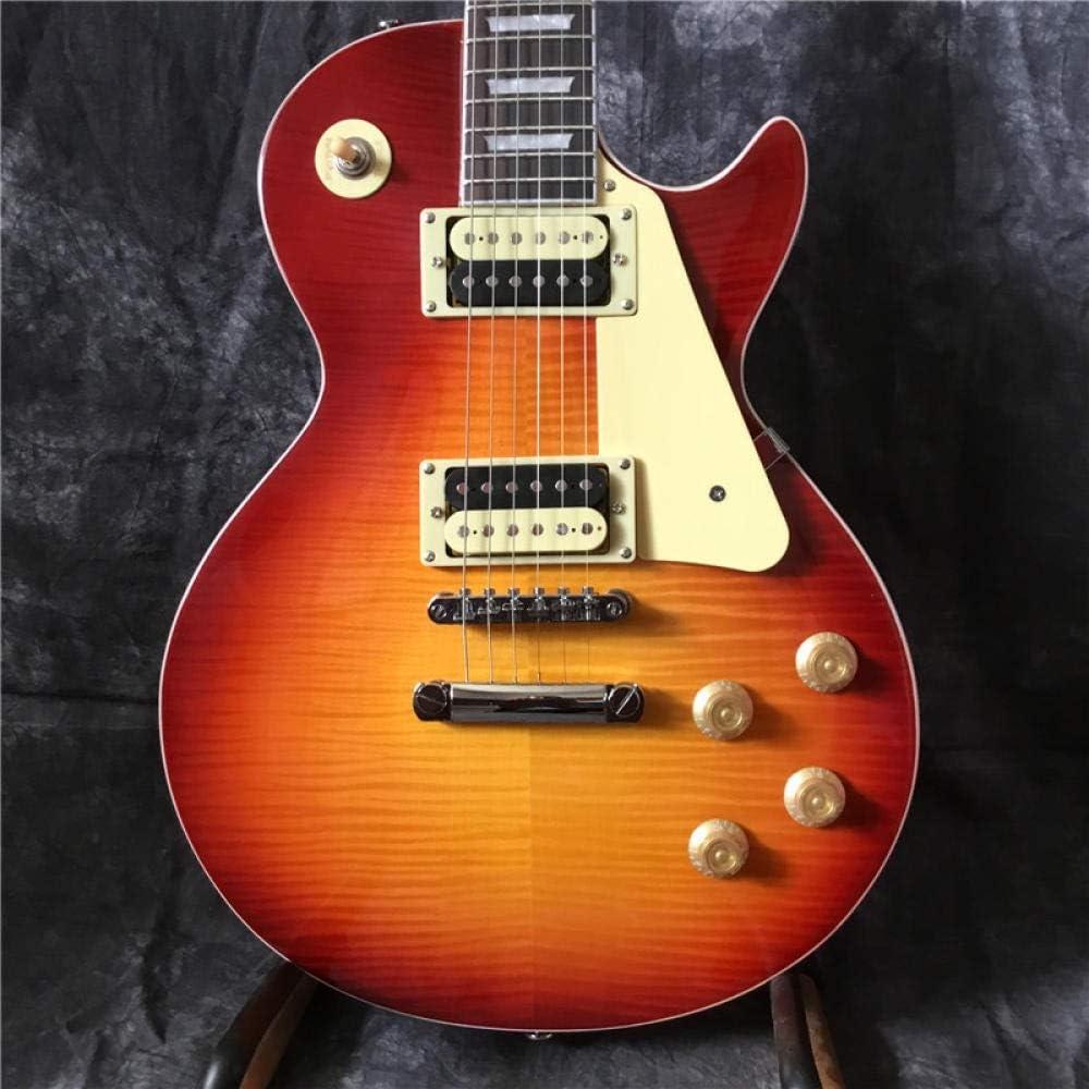MLKJSYBA Guitarra Guitarra Eléctrica Guitarra Sonido Buena Guitarra Y Maleta Guitarras De Cuerda Acústica Acústica Guitarras acústicas (Color : Guitar, Size : 39 Inches)