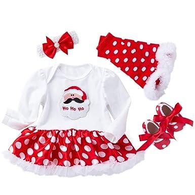 889c28de1354 Amazon.com  Sameno Christmas Clothes Set