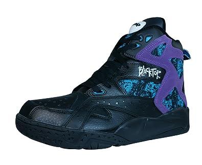 REEBOK Baskets basses Homme Sneakers Blacktop Battle Ground Noir pour homme