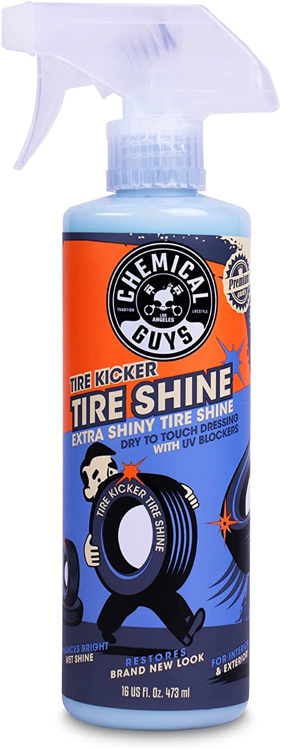 Chemical Guys Extra Glossy Tire Shine