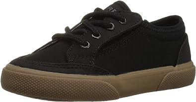 Sperry Unisex-Child Deckfin Jr Sneaker