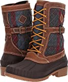 Kamik Women's Sienna Waterproof Winter Boot Brown 7 M US