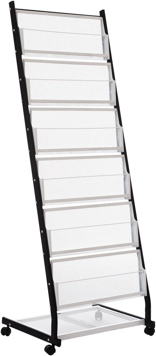 GBY prospektst/änder Display Stand Brosch/üre Buch Stand einzelne Seite Landung einfache Schmiedeeisen Schmiedeeisen Kurve Flyer Maschine katalogst/änder