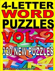 More 4-Letter Word Puzzles.