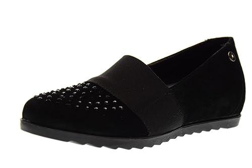 ENVAL SOFT ballerine de coin interne des femmes chaussures 89351 00 taille  36 BLACK 72c163cb84b