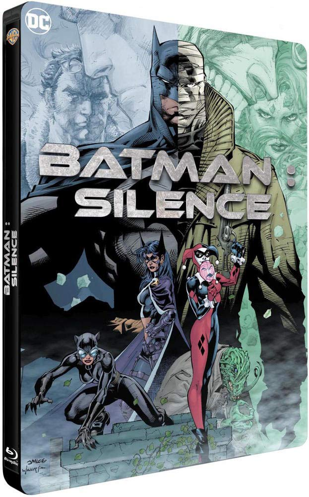 Batman : Silence [Francia] [Blu-ray]: Amazon.es: Justin ...