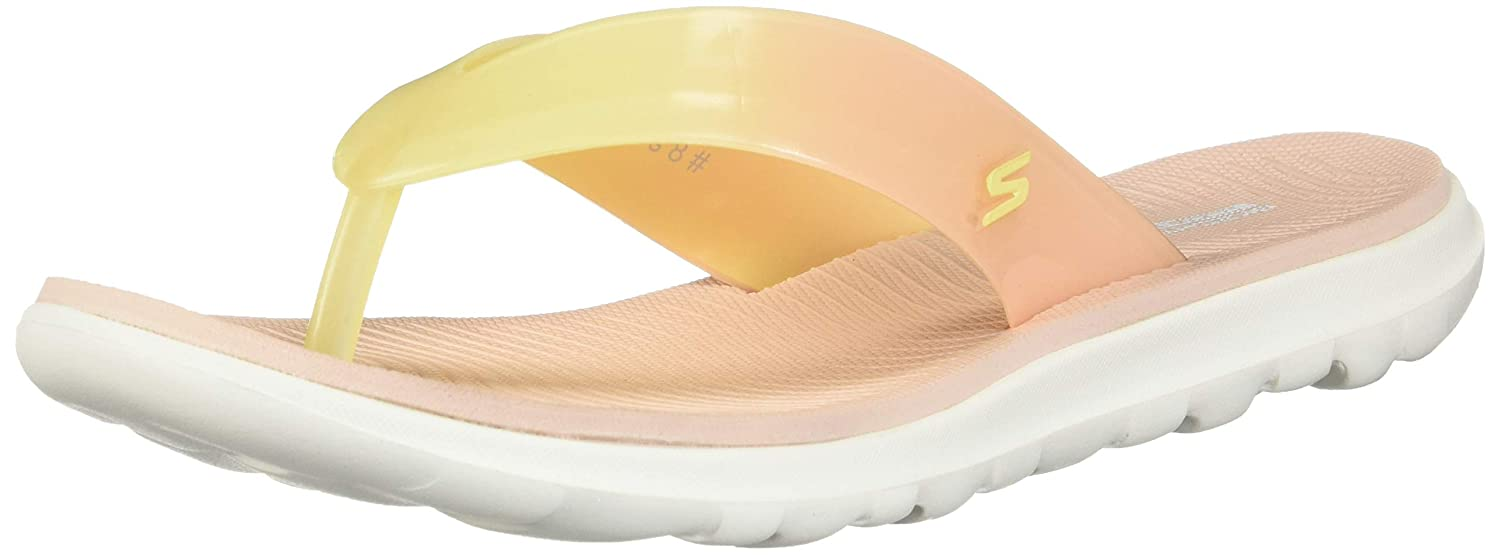 fed0e4283175 Skechers Women s Nextwave Ultra Flip Flops  Amazon.co.uk  Shoes   Bags