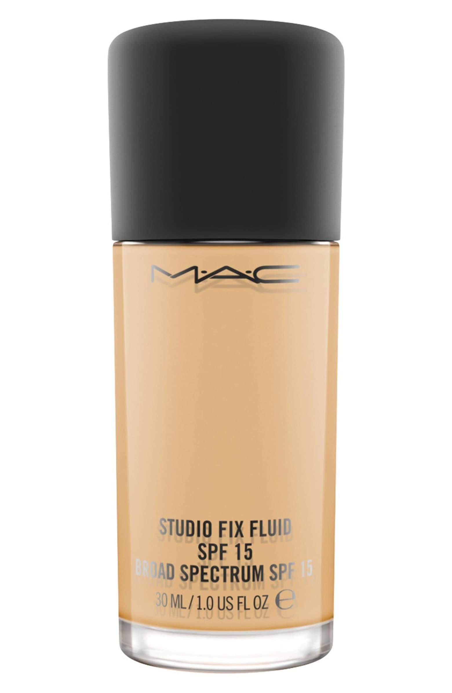 MAC Studio Fix Fluid Foundation SPF15, NC30, 1 Fl Oz (SG_B0774629X7_US)
