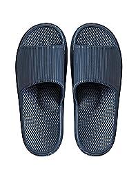FLY HAWK Women Men Massage Slippers Casual Bathroom Unisex Household Slippers Anti-Slip Sandal Spring Summer Couple Slippers