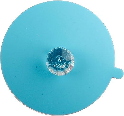 couvercles Chauds de Tasse Couverture cr/éatrice de Tasse de Diamant couvercles de Tasse de Boisson de Silicone JXCG Couvercles de Tasse de Silicone de cat/égorie Comestible