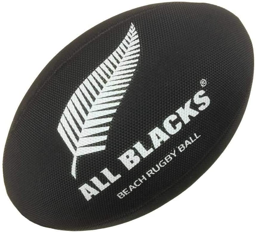 Gilbert-Balón de Rugby All Blacks Gilbert Beach Rugby Color Negro ...