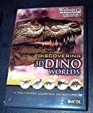 Discovering 3D Dino Worlds