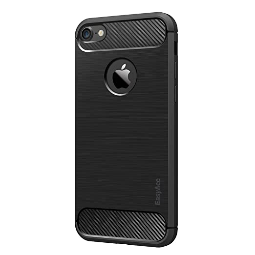 3 opinioni per iPhone 7 Custodia, EasyAcc iPhone 7 Morbido TPU Custodia Cover Slim Anti Scivolo