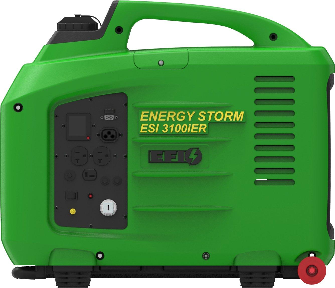 Amazon.com: Lifan ESI3100iER-EFI 3100 Watt Inverter Generator ...