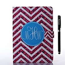inShang Case for iPad Air iPad 5 (2013), With Color Painting Pattern Stand Cover+1pc High end class business stylus Pen