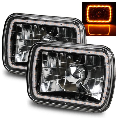 1994 chevy k1500 black headlights - 9