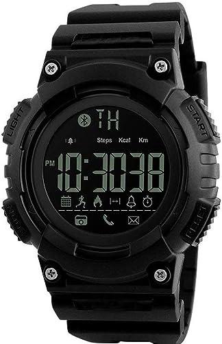 MIFAVOR Outdoor Men Watch Sports Waterproof Smart Watches Digital Army