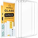 [3-PACK]-Mr Shield For ZTE Axon Pro [Will NOT for Axon 7] [Tempered Glass] Screen Protector with Lifetime Replacement Warranty