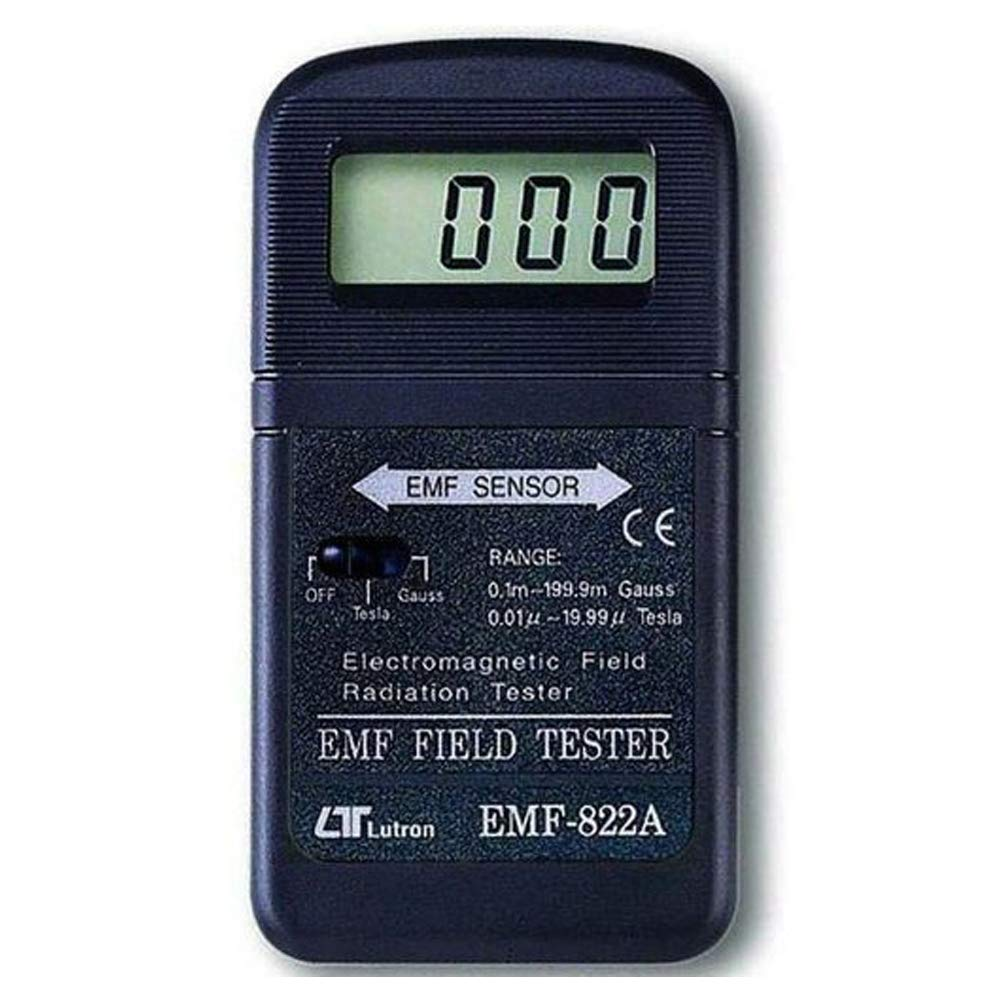 Lutron EMF-822A Handheld Portable Electronic Emf Electromagnetic Field Tester