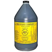 The Guano Company Budswel Liquid 1 Gallon Organic Hydroponic & Soil Solution