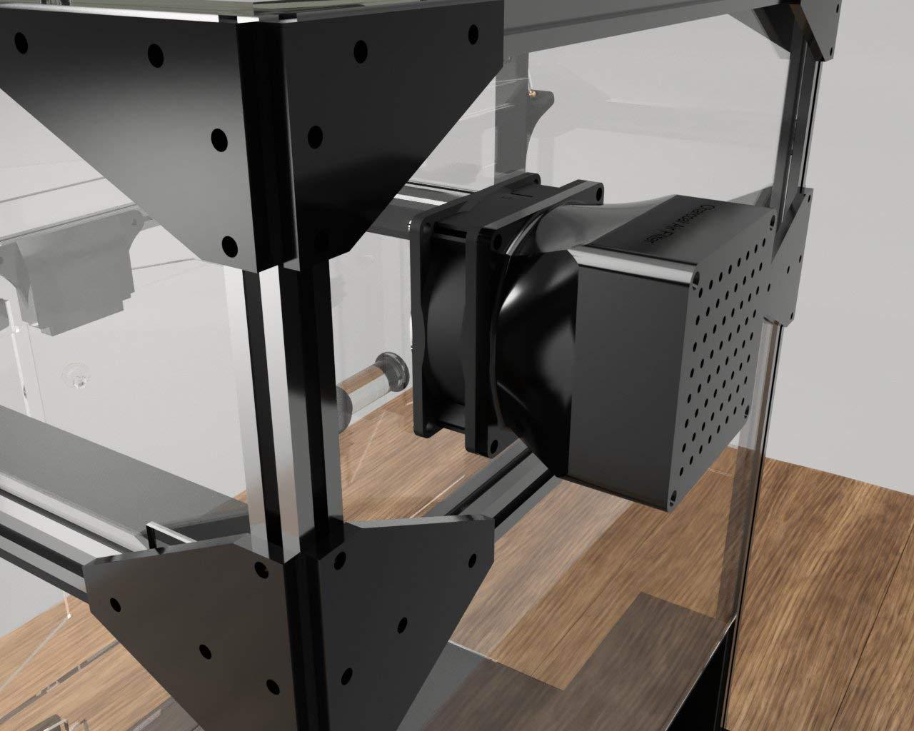 Filtro de aire para impresora 3D con carbón activado: Amazon.es ...