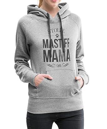 Stolze Australian Shepherd Mama Frauchen Frauen Premium Hoodie