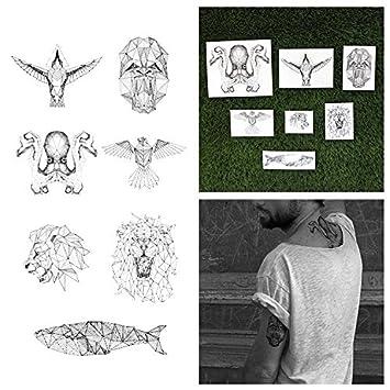 Tatuajes Temporales Tattify - Animales - La naturaleza llama ...