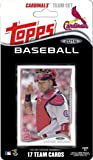 2014 Topps St Louis Cardinals Factory Sealed Special Edition 17 Card Team Set with Yadier Molina Michael Wacha and More