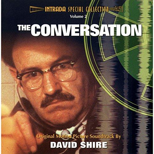 Original album cover of The Conversation by Original Motion Picture Soundtrack