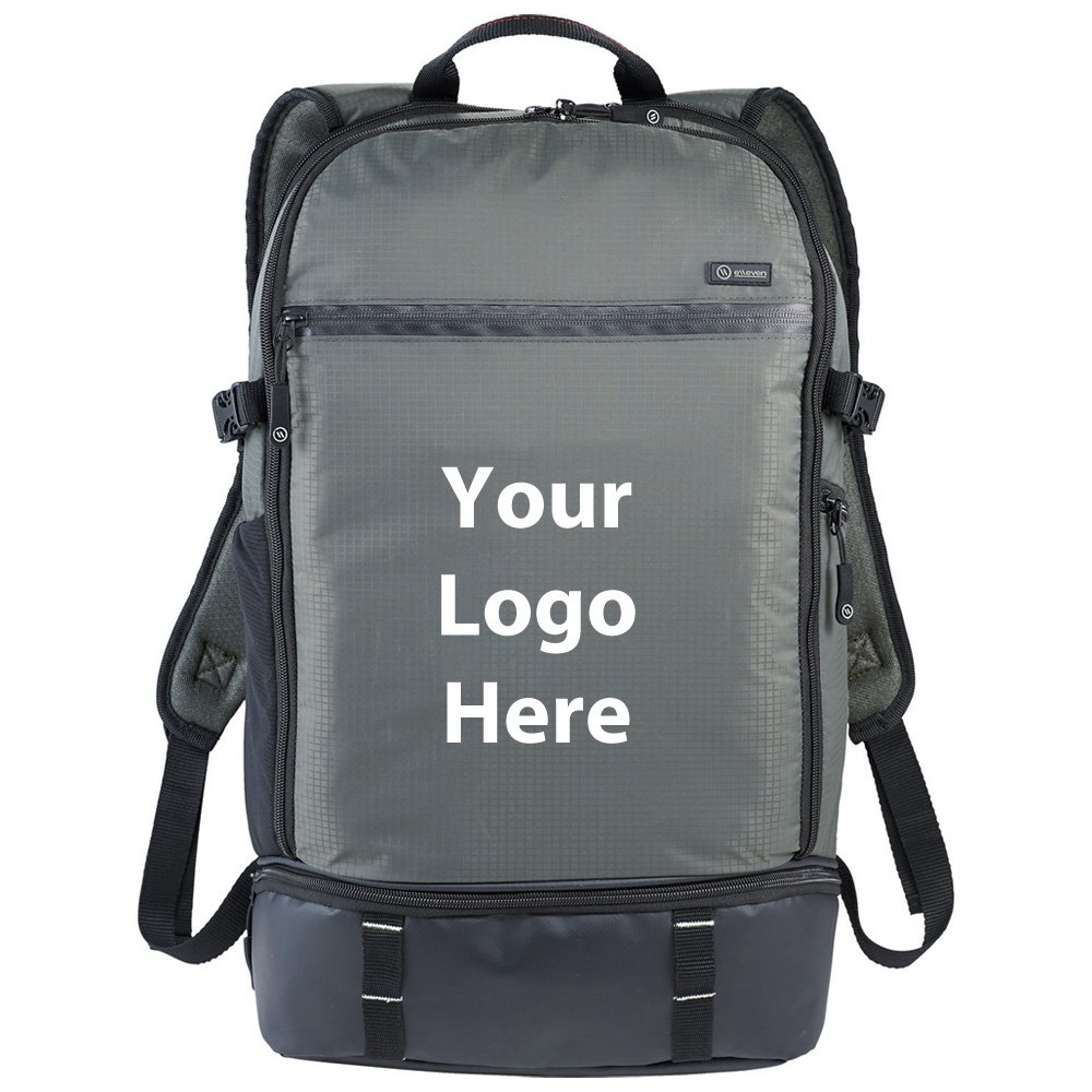 Elleven Flare Lightweight 15'' Computer Backpack - 12 Quantity - $51.75 Each - PROMOTIONAL PRODUCT / BULK / BRANDED with YOUR LOGO / CUSTOMIZED