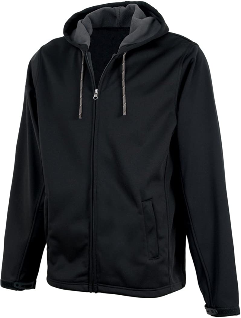 Charles River Apparel Shadow Hooded Soft Shell Jacket