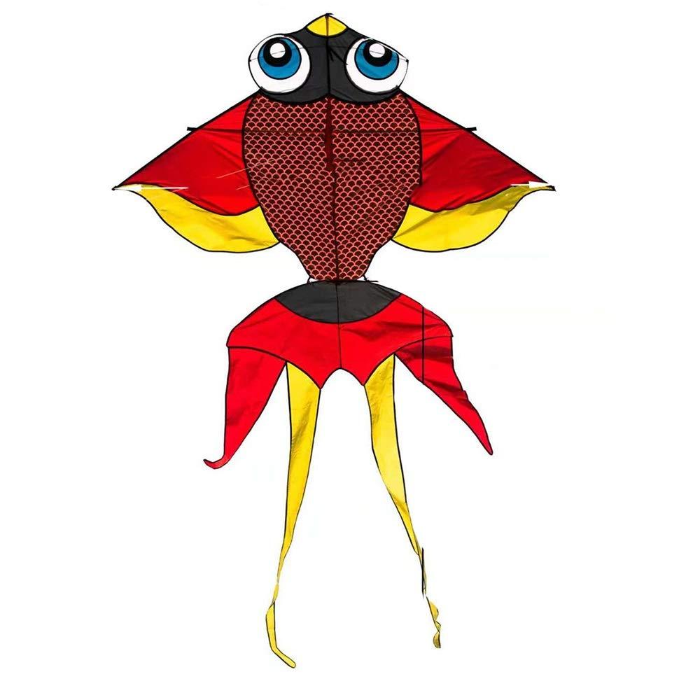 凧,カイトフライング 大人用特大凧、丈夫で飛ぶのが簡単、上質な凧 屋外のおもちゃを飛ばすのが簡単 B07QY1L3C4