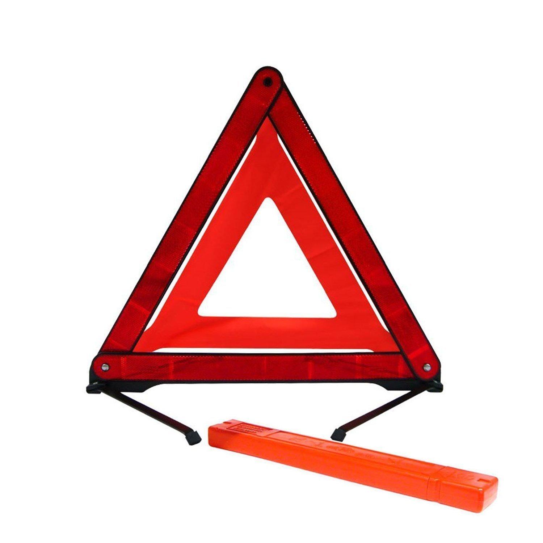 Triangle pliable de pré signalisation de danger pour la circulation TILY