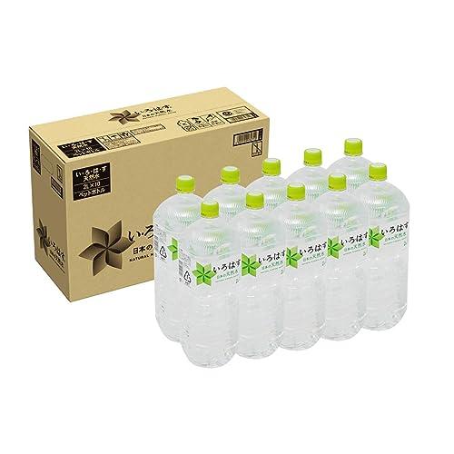 い・ろ・は・す 天然水 ペットボトル (2L×10本)