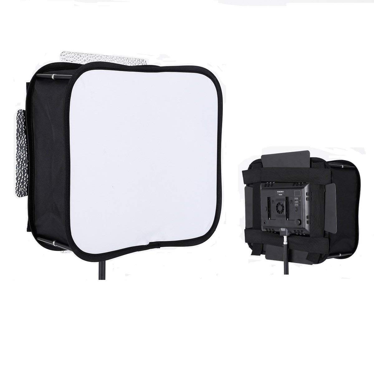 SB300 Softbox Diffuser for YONGNUO YN300 III YN-300 II LED Video Light Panel Foldable Portable Soft Filter Ulanzi