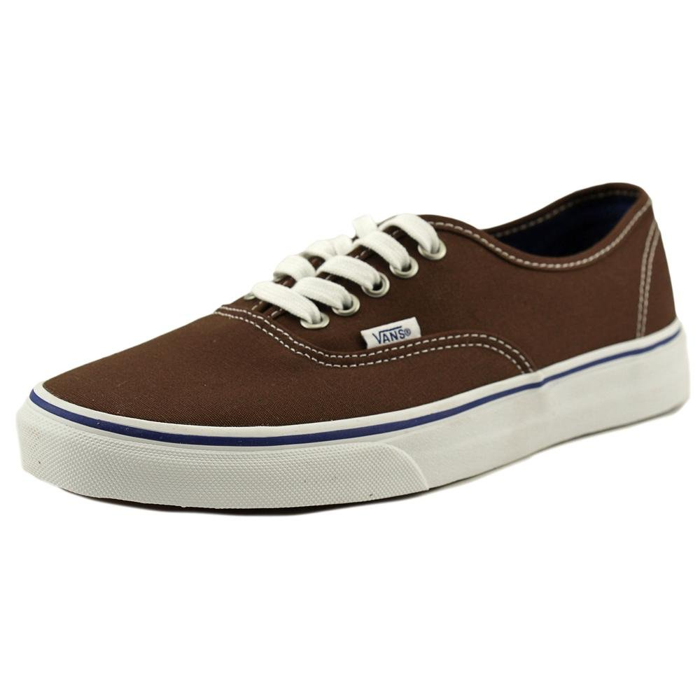 Vans Unisex-Erwachsene Authentic Low-Top  6.5|Chestnut/True White