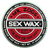 Mr. Zogs Original Sexwax - Warm Water Temperature