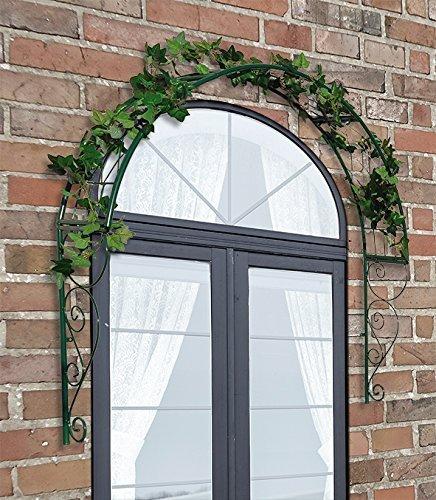 Rosenbogen für die Tür 100 x 21, 5 x 107 cm