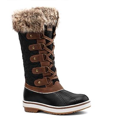 Amazon.com | ALEADER Women's Waterproof Winter Snow Boots | Snow Boots